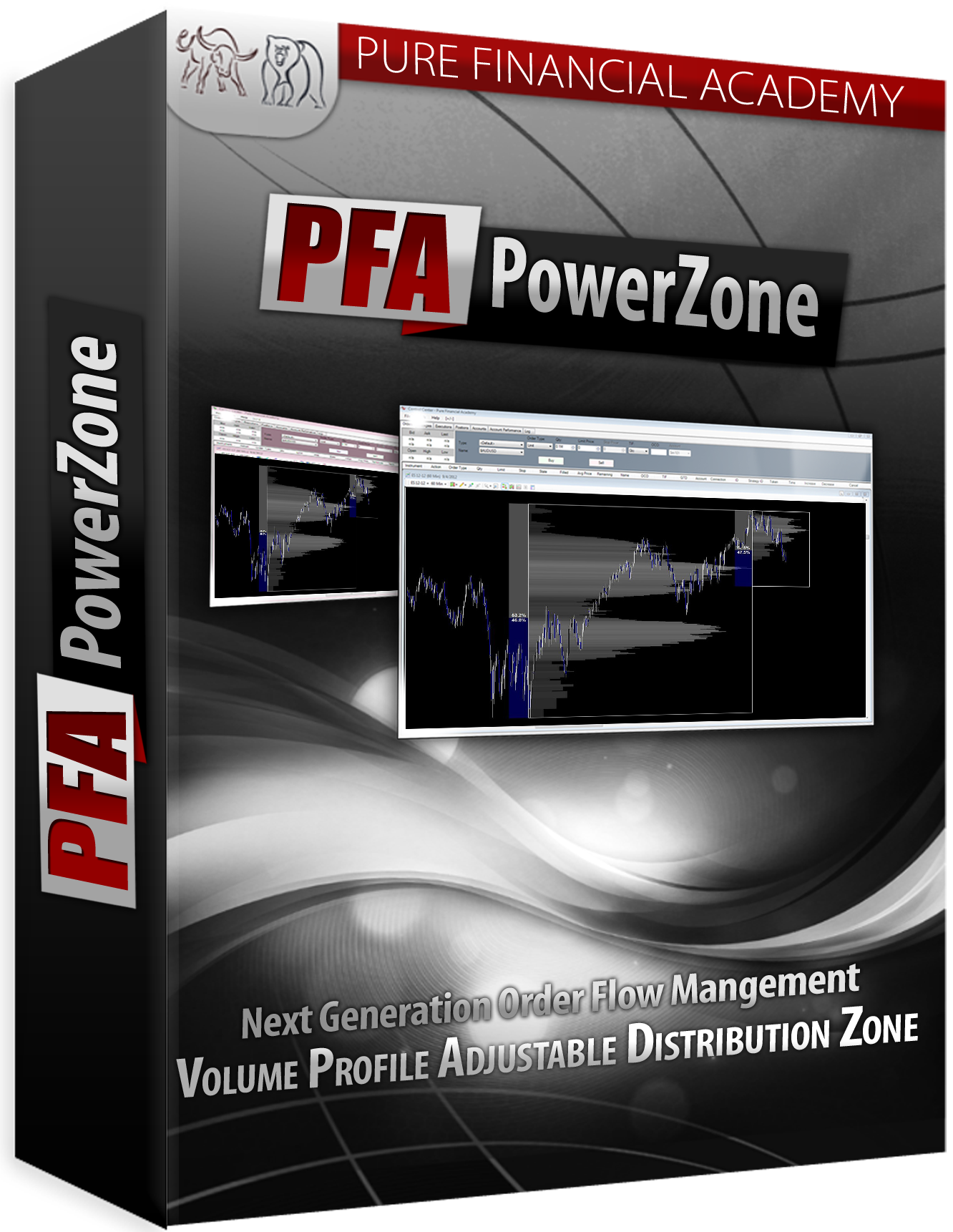 PFA Powerzone Icon